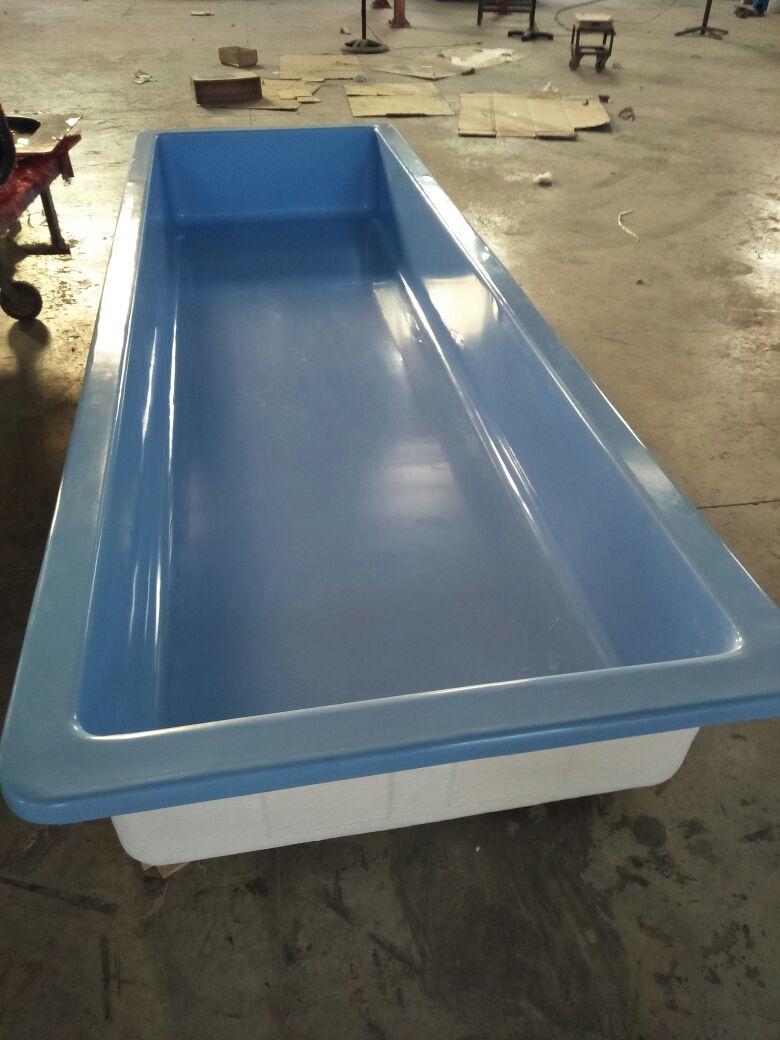 Bể chứa thủy hải sản nhựa composite